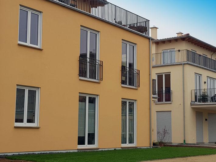 Bild Bezahlbarer Wohnraum
